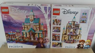Nové nerozbalené Lego Disney Frozen II 41167 Království Arendelle