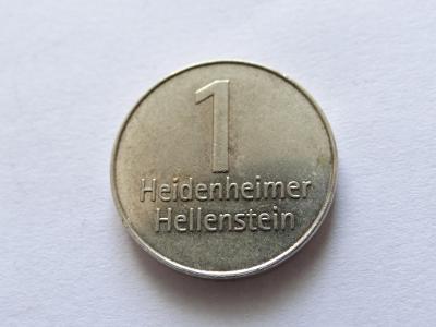 HEIDENHEIMER HELLENSTEIN, účelovka.
