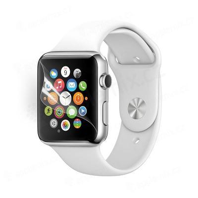 Hydrogel - Apple Watch 38mm, 40mm, 42mm, 44mm - ochranná tvrzená folie