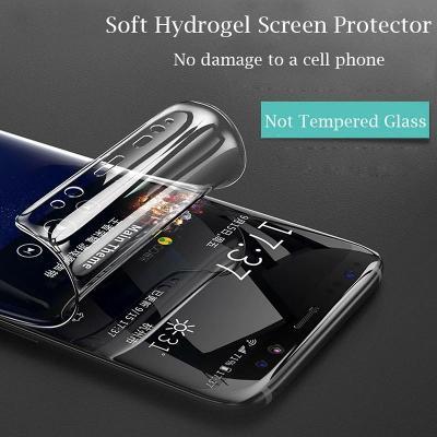 Hydrogel - APPLE iPhone 6, 6s, 7, 8, X, 11, XR - tvrzená folie