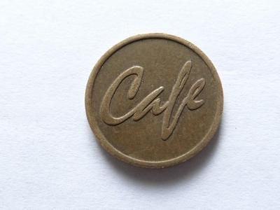 CAFE SERVOMAT, účelovka.