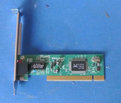 Síťová karta TP-LINK TF-3239DL 10/100 Mbit, ovladače i pro Windows 10