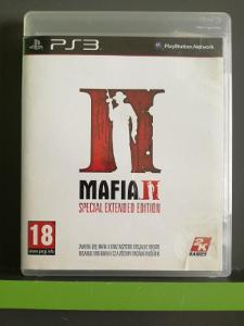 Mafia II /Mafia 2/ Special Extended Ed. CZ (PS3) - komplet, jako nová