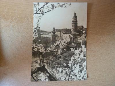 pohlednice Český Krumlov