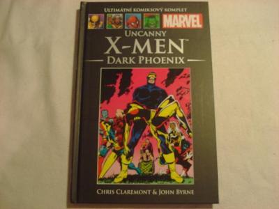 UNCANY X-MEN DARK PHOENIX MARVEL KOMIKS UKK