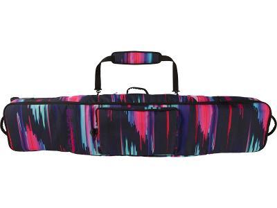 Burton Wheelie Gig Bag - glitch print snowboard bag