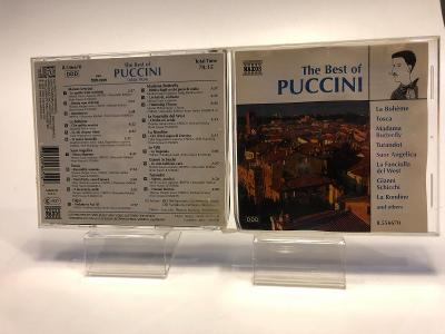 CD -  The Best of PUCCINI