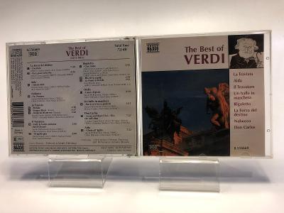 CD -  The Best of VERDI
