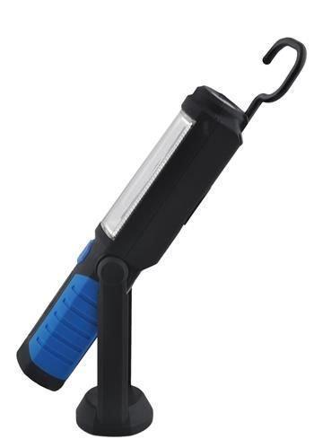 LED LAMPA DO DÍLNY MONTÁŽNÍ s hákem a magnetem