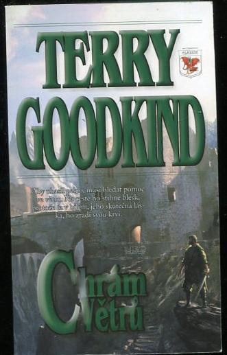 Chrám větrů - Terry Goodkind - 2011