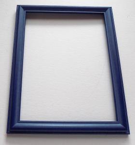 NOVÝ RÁM - vnitřní rozměr 18 x 24 cm - č. 123