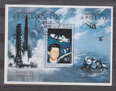 Čad - program Apollo