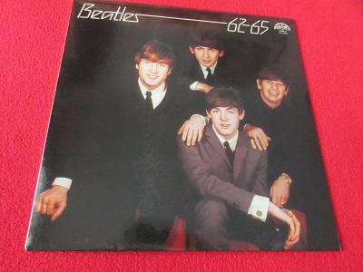 BEATLES - VÝBĚR 1962-65