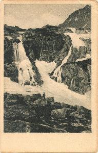 MLYNICKÁ DOLINA - vodopád Skok - Vysoké Tatry - Slovensko - MF