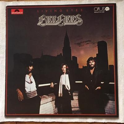 Bee Gees – Living Eyes - LP vinyl