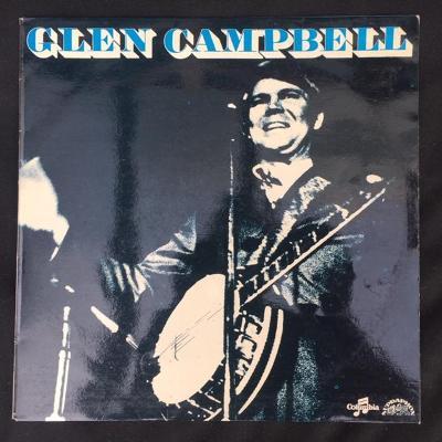 Glen Campbell – Glen Campbell - LP vinyl