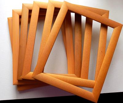 6 x NOVÝ RÁM - vnitřní rozměr 18 x 24 cm č. 40