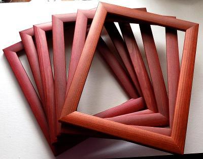 6 x NOVÝ RÁM - vnitřní rozměr 18 x 24 cm č. 32