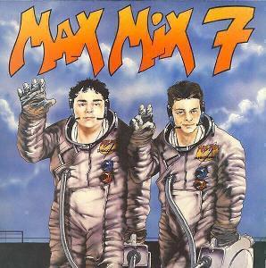LP- VA- MAX MIX 7. (album´1988) Top Hits Megamix (MAX MUSIC STUDIO)