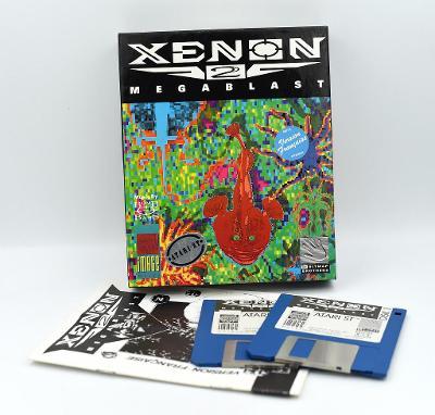 ***** Xenon 2 megablast (Atari ST) *****