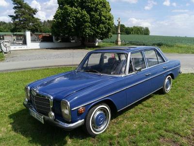 Mercedes W 115. 200 D