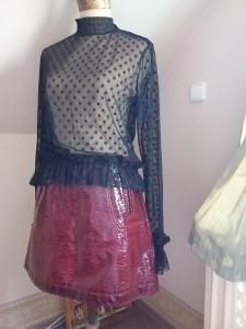 Vlněná sukně HM studio