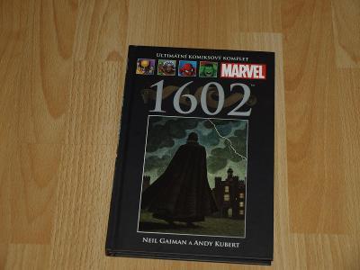 1602, Marvel ultimátní komiksový komplet*