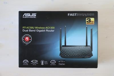 AC1300 Dual Band WiFi Router