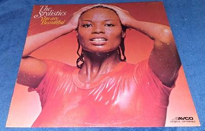 LP The Stylistics - You Are Beautiful