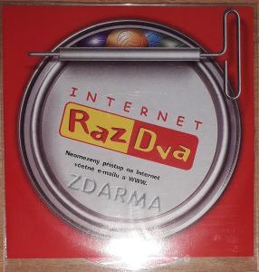 Contactel internet RazDva neomezený přístup na Internet včetně emailu