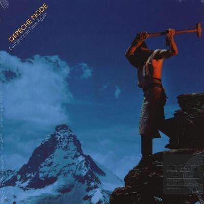 LP- DEPECHE MODE - Construction Time Again (album) NOVÉ - zapečetěné