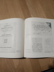 Giacomo Casanova Paměti,korespondence, dokumenty