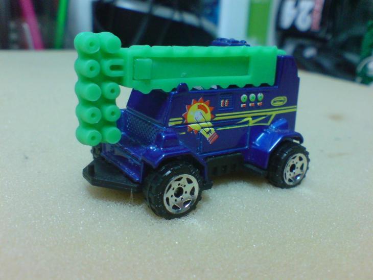 MB-Mobile Light Truck - Modelářství
