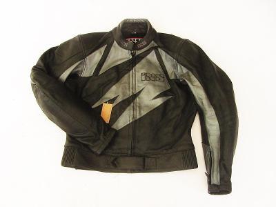 Kožená bunda dámská IXS- vel. XL/42