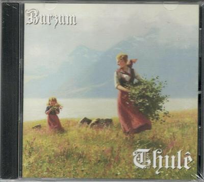 BURZUM - Thulé CD NOVÉ RARE !