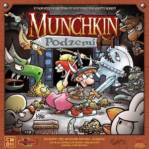 Munchkin: Podzemí - Nová hra