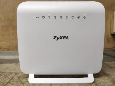 Zyxel VMG1312-B30B ADSL modem s komplet příslušenstvím