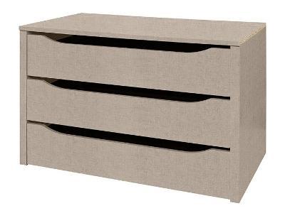 Úložný prostor do skříně, šuplíky (21119A) 10x K