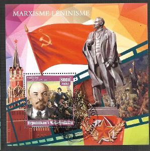 Madagaskar - Lenin na schůzi, Kreml