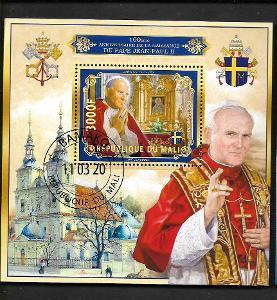 Mali 2020- Papež Jan Pavel II.