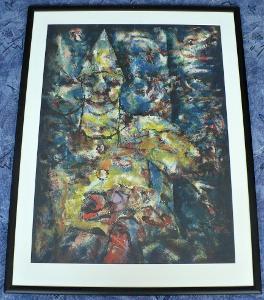 Milan Klimeš - Galerijní - 106 x 80 cm !!!!
