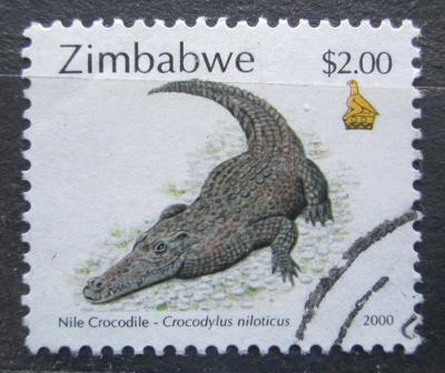 Zimbabwe 2000 Krokodýl nilský Mi# 662 1430