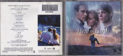 OST - HERE ON EARTH (2000) TOP akce sleva
