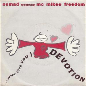 "SP- NOMAD - (I Wanna Give You) Devotion (7""singl)´1990"