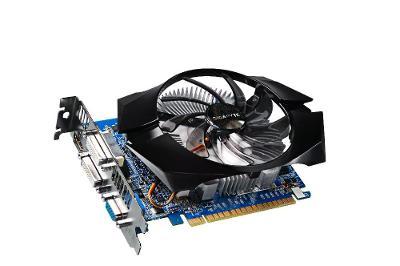 Grafická karta GIGABYTE GT 640 Experience OC 2GB PCI-E x16 3.0