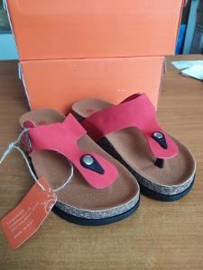 Výprodej Dámské Pantofle Jomix Vel. 38