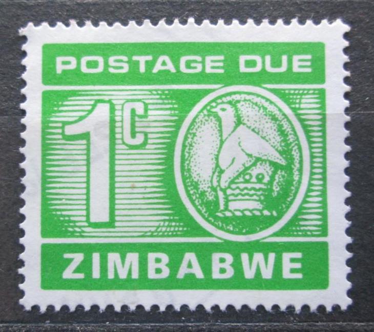 Zimbabwe 1980 Nominál, doplatní Mi# 16 1430 - Filatelie