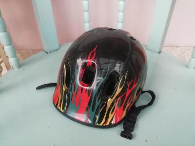 Cyklistická helma  53-55 od 1 Kč/  stav dobrý