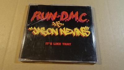 RUN DMC vs. Jason Nevins IT´S LIKE THAT 1997 Sony Music CD