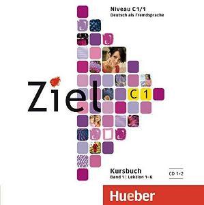 Ziel C1/1 2 Audio-CDs zum Kursbuch (NĚMČINA)